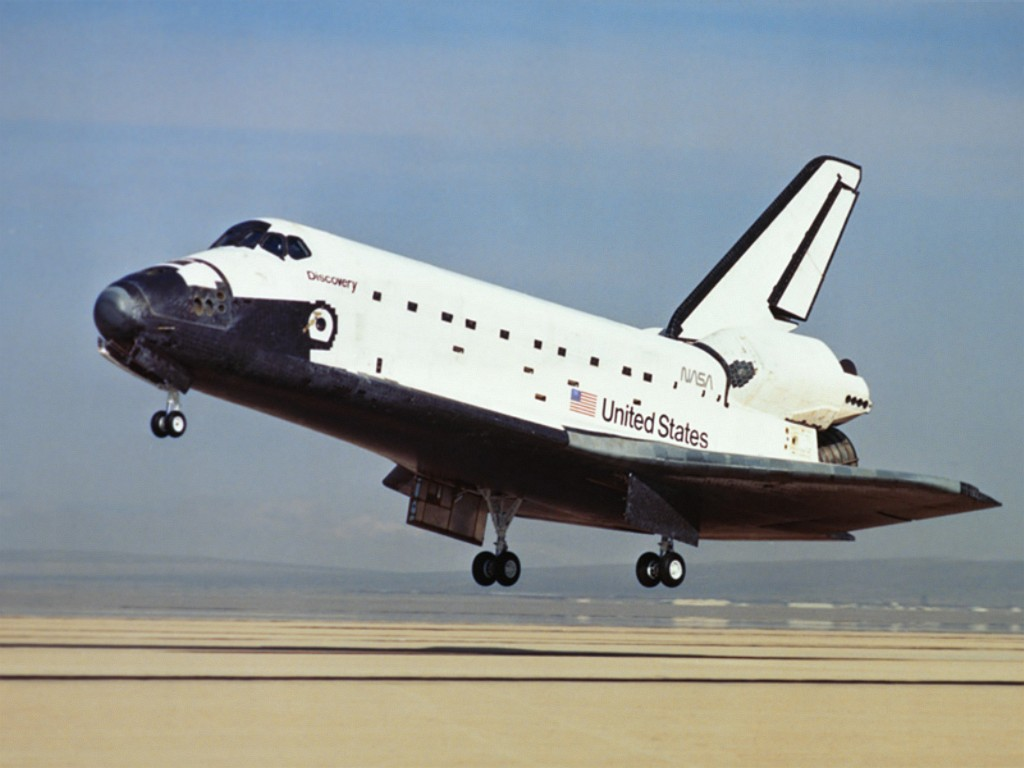 who built space shuttle discovery - photo #27