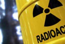 nükleer atık kirliliği